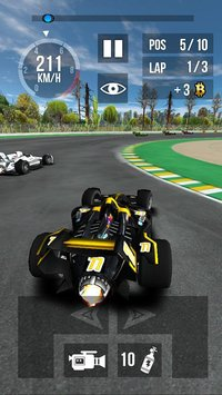 Cкриншот Thumb Formula Racing, изображение № 1977009 - RAWG