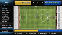 Cкриншот Football Manager 2011, изображение № 561809 - RAWG
