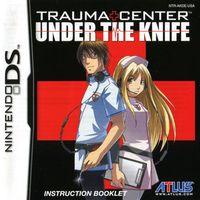 Cкриншот Trauma Center: Under the Knife, изображение № 766155 - RAWG