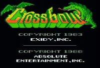 Crossbow screenshot, image №725864 - RAWG