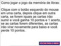 Cкриншот Jogo Da Memória De Libras, изображение № 2458800 - RAWG