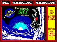 Cкриншот Professional Ski Simulator, изображение № 743606 - RAWG
