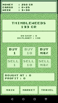 Cкриншот Space Trader (Peanut Panda), изображение № 1864172 - RAWG