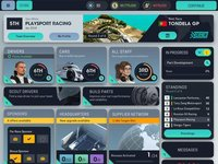 Motorsport Manager Mobile 3 screenshot, image №2064188 - RAWG
