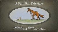 A Familiar Fairytale: Dyslexic Text Based Adventure screenshot, image №2186951 - RAWG