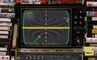 FIRST STEAM GAME VHS - COLOR RETRO RACER: MILES CHALLENGE screenshot, image №710257 - RAWG
