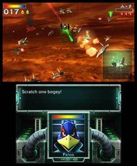 Star Fox 64 3D screenshot, image №794291 - RAWG