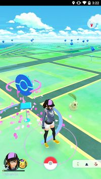 Pokémon GO screenshot, image №680328 - RAWG