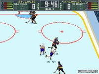 Cкриншот Brett Hull Hockey '95, изображение № 317103 - RAWG