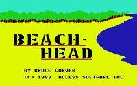 Cкриншот Beach Head, изображение № 753952 - RAWG