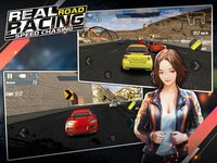Cкриншот Real Road Racing-Speed Chasing, изображение № 1762017 - RAWG