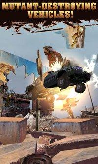 Cкриншот MUTANT ROADKILL, изображение № 681847 - RAWG