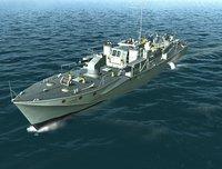 PT Boats: Knights of the Sea screenshot, image №201119 - RAWG