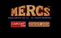 Cкриншот Mercs, изображение № 756233 - RAWG