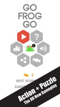 Cкриншот GO Frog GO - the all new strategic gameplay, изображение № 1805039 - RAWG