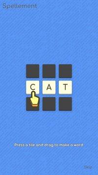 Cкриншот Spellement Word Puzzle Demo, изображение № 1128257 - RAWG