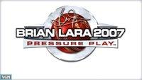 Cкриншот Brian Lara 2007 Pressure Play, изображение № 2096655 - RAWG