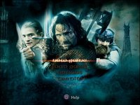 The Lord of the Rings: The Two Towers screenshot, image №732420 - RAWG