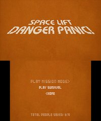 Cкриншот Space Lift Danger Panic!, изображение № 264164 - RAWG