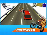 Cкриншот Russian Bear Motorcycle Traffic Race, изображение № 1705428 - RAWG