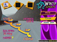 Cкриншот Winter Sports Snow Wave 2, изображение № 306760 - RAWG