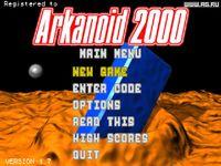 Cкриншот Arkanoid 2000, изображение № 303086 - RAWG