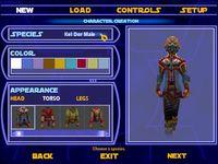 STAR WARS Jedi Knight - Jedi Academy screenshot, image №99116 - RAWG