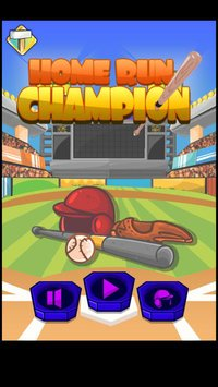 Cкриншот Homerun Champion 2015, изображение № 1802903 - RAWG