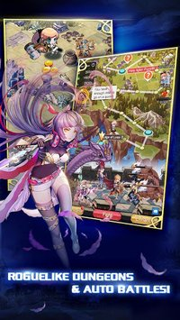 Cкриншот Aurora Legend -AFK RPG, изображение № 2089971 - RAWG