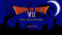 Cкриншот Breath of Death 7: The Beginning, изображение № 551600 - RAWG