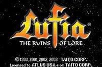Cкриншот Lufia: The Ruins of Lore, изображение № 732443 - RAWG