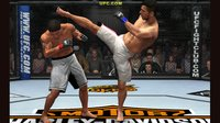 Cкриншот UFC 2009 Undisputed, изображение № 518099 - RAWG