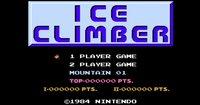 Ice Climber screenshot, image №261612 - RAWG