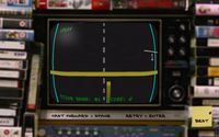 FIRST STEAM GAME VHS - COLOR RETRO RACER: MILES CHALLENGE screenshot, image №710251 - RAWG