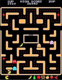 Cкриншот Pac-Man and Ms. Pac-Man (jrhollis), изображение № 2461045 - RAWG