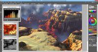 Cкриншот PD Howler 9.6 Digital Painter and Visual FX box, изображение № 205844 - RAWG