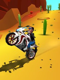 Faily Rider screenshot, image №903922 - RAWG