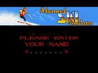 Cкриншот Professional Ski Simulator, изображение № 743598 - RAWG