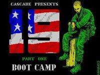 Cкриншот 19 Part One: Boot Camp, изображение № 753460 - RAWG