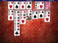 Cкриншот Solitaire 10 classic card game, изображение № 1822724 - RAWG