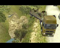 Cкриншот 18 стальных колес: Экстремальные дальнобойщики, изображение № 179063 - RAWG