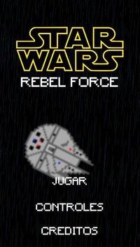 Cкриншот STAR WARS: REBEL FORCE, изображение № 2249518 - RAWG