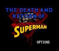 The Death and Return of Superman screenshot, image №761470 - RAWG