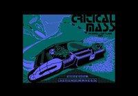 Cкриншот Critical Mass (1985), изображение № 756766 - RAWG