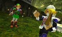 The Legend of Zelda: Ocarina of Time 3D screenshot, image №801369 - RAWG