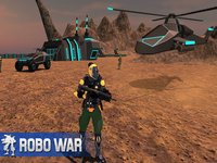 Cкриншот Steel Robot War Fighting 2018, изображение № 1987293 - RAWG
