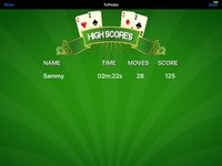 Cкриншот TriPeaks Solitaire Cards Game, изображение № 1889992 - RAWG