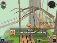 Cкриншот Attack of the Saucerman!, изображение № 314642 - RAWG