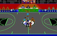 Magic Johnson's Fast Break screenshot, image №736728 - RAWG