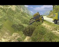 Cкриншот 18 стальных колес: Экстремальные дальнобойщики, изображение № 179064 - RAWG